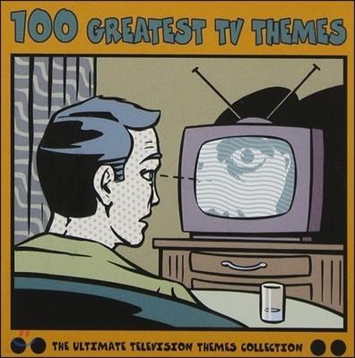 추억의 외국 TV 드라마 음악 100 (100 Greatest TV Themes)