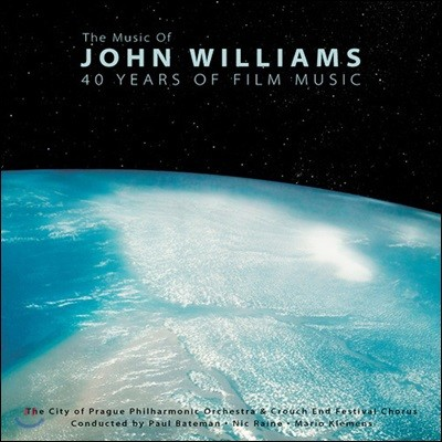 존 윌리엄스의 영화음악 모음집 (The Music of John Williams: 40 Years Of Film Music)