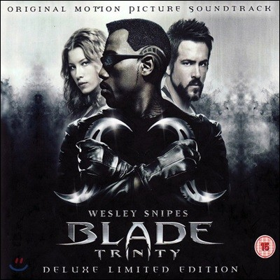블레이드 3 영화음악 (Blade Trinity OST)
