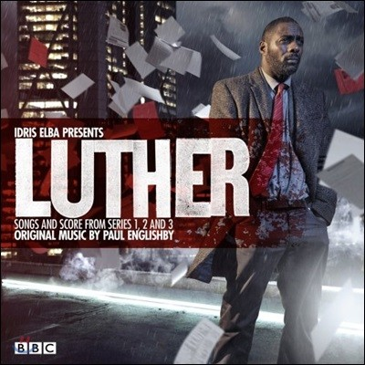 루터 시즌 1,2,3 드라마음악 (Luther Songs And Score From Series 1, 2 & 3 Original TV Soundtrack)