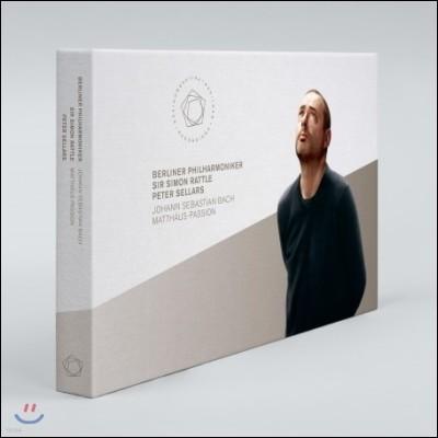 Mark Padmore / Simon Rattle 바흐: 마태 수난곡 BWV244 - 마크 패드모어, 베를린 필하모닉, 사이먼 래틀 (J.S. Bach: Matthaus-Passion)