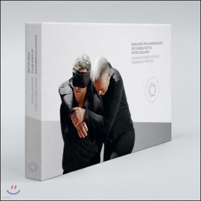 Mark Padmore / Simon Rattle 바흐: 요한 수난곡 BWV245 (J.S. Bach: Johannes-Passion) 마크 패드모어, 베를린 필하모닉, 사이먼 래틀