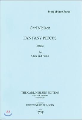 2 Fantasy Pieces Op. 2