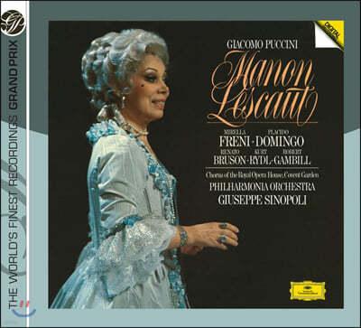 Mirella Freni 푸치니: 마농 레스코 (Puccini: Manon Lescaut)
