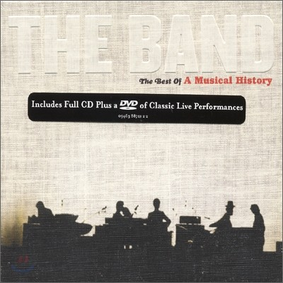 Band - Best Of A Musical History (CD+DVD Deluxe Edition)