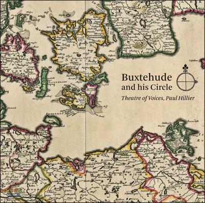 Paul Hillier 북스테후데와 그의 일파 - 가이스트 / 브룬스 / 툰더 / 푀르스터 (Buxtehude & His Circle - Geist / Bruhns / Tunder / Forster) 폴 힐리어