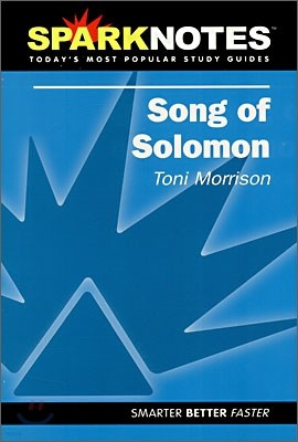 [Spark Notes] Song of Solomon : Study Guide