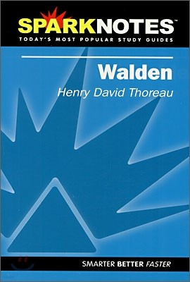 [Spark Notes] Walden : Study Guide