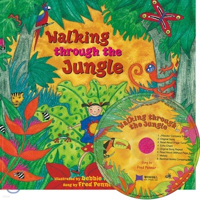 [노부영] Walking Through the Jungle (원서&CD)