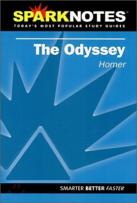 [Spark Notes] The Odyssey : Study Guide