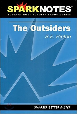 [Spark Notes] The Outsiders : Study Guide