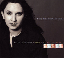 Katia Cardenal - Canta A Silvio Rodriguez