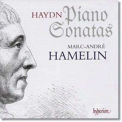 Marc-Andre Hamelin 하이든: 피아노 소나타 1집 - Nos.50 54 31 55 62 38 35 39 47 (Haydn: Piano Sonatas Volume 1)