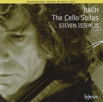 Steven Isserlis 바흐 : 첼로 모음곡 & 새의 노래 (Bach : The Cello Suites)
