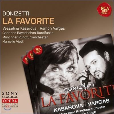 Vesselina Kasarova / Ramon Vargas 도니제티: 오페라 '라 파보리트' (Donizetti: La Favorite) 바셀리나 카사로바, 라몬 바르가스