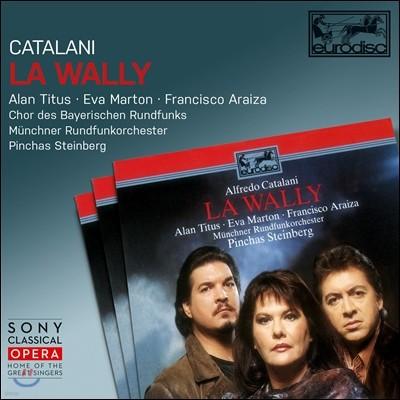 Alan Titus / Eva Marton / Pinchas Steinberg 카탈라니: 오페라 '라 왈리' (Alfredo Catalani: La Wally) 알란 티투스, 에바 마르튼, 핀하스 슈타인베르크