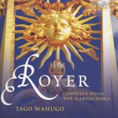 로여: 하프시코드를 위한 음악 1권 (Royer: Works for Harpsicord Book 1) - Yago Mahugo