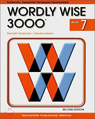 Wordly Wise 3000 : Book 7 with CD (2nd Edition)