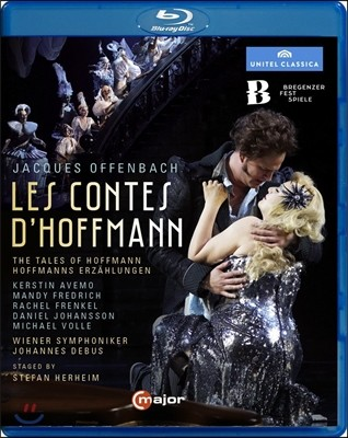 Daniel Johansson / Kerstin Avemo 오펜바흐: 호프만의 이야기 [브레겐츠 페스티벌] (Offenbach: Les Contes d'Hoffmann)