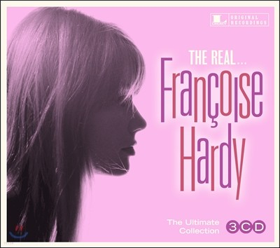 Francoise Hardy - The Ultimate Francoise Hardy Collection : The Real… Francoise Hardy
