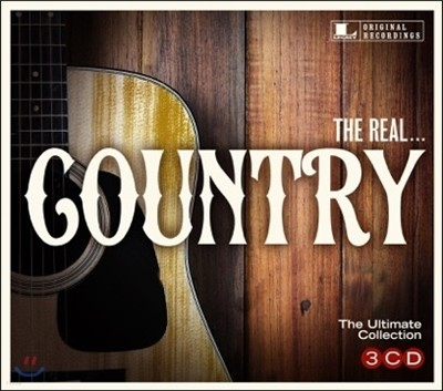 Country - The Ultimate Country Collection :The Real… Country