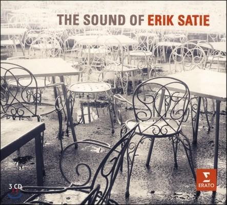 에릭 사티 사운드 - 짐노페디, 그노시엔느, 장미십자교단의 3개의 종소리 (The Sound of Erik Satie: Gymnopedies, Gnossiennes, Sonneries de la Rose+Croix) 안느 케펠레크, 알도 치콜리니 외