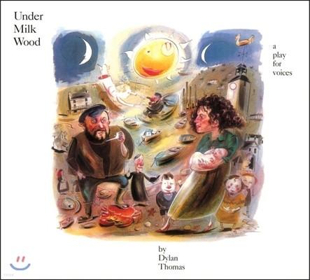 Mark Knopfler 조지 마틴 & 엘튼 존: 딜런 토마스 시에 의한 작품 '언더 밀크 우드' (George Martin & Elton John: Under Milk Wood - A Play for Voices by Dylan Thomas) 마크 노플러 외