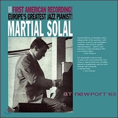 Martial Solal (마샬 솔랄) - At Newport 63