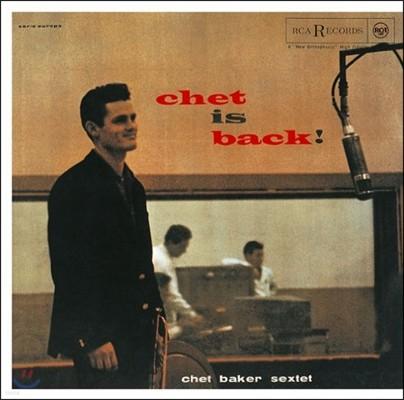 Chet Baker Sextet (쳇 베이커) - Chet Is Back!