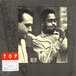 Dizzy Gillespie And Stan Getz - Diz And Getz