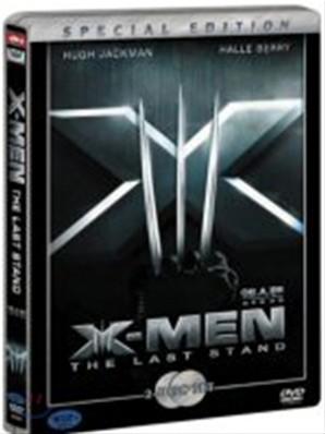 엑스맨 3 : 최후의 전쟁 (스틸북,2Disc)