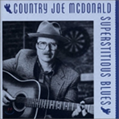 Country Joe Mcdonald - Superstitious Blues