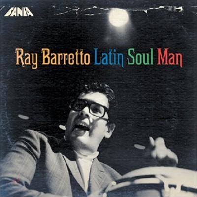 Ray Barretto - Latin Soul Man