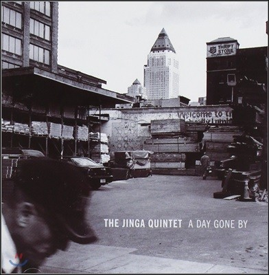 The Jinga Quintet & Avishai Cohen - A Day Gone By
