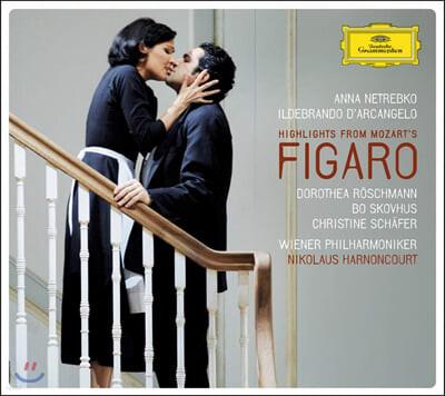 Anna Netrebko 모차르트: 피가로의 결혼 하이라이트 (Mozart: Le Nozze Di Figaro Highlight)