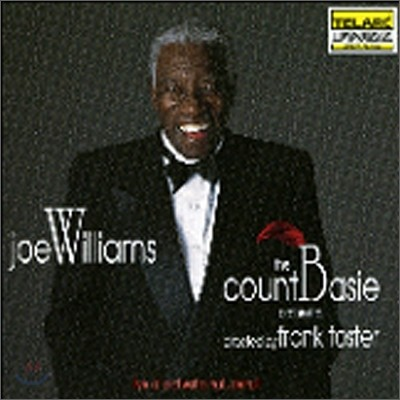 Joe Williams With The Count Basie Orchestra - Live At Orchestra Hall, Detroit