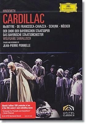 Wolfgang Sawallisch 힌데미트: 카르딜락 (Paul Hindemith: Cardillac) 볼프강 자발리쉬