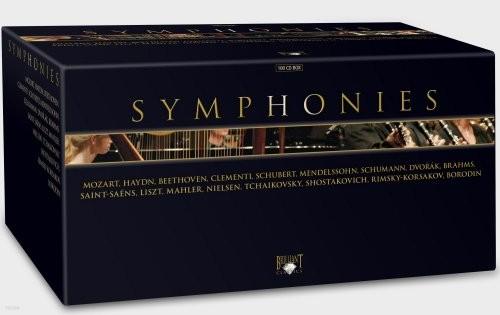 The Symphonies : 226곡 교향곡 대모음