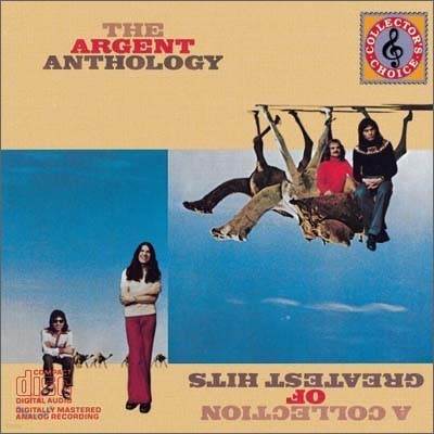 Argent - Argent Anthology: A Collection Of Greatest Hits
