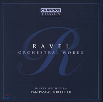 Yan Pascal 라벨: 관현악 작품집 (Ravel: Orchestral Works)