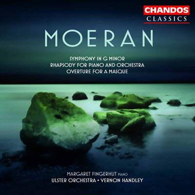 모란 : 교향곡 1번, 마스큐에를 위한 서곡, 피아노와 관현악을 위한 광시곡