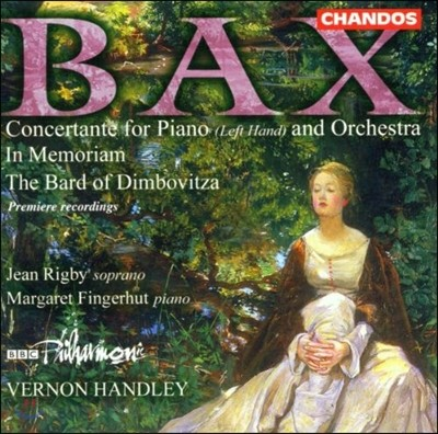 Vernon Handley 아놀드 박스: 왼손을 위한 피아노 협주곡, 인메모리엄 (Arnold Bax: In memoriam, Concertante for Piano Left Hand)