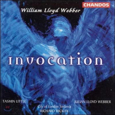 Richard Hickox / Tasmin Little 줄리안 로이드 웨버: 기도 (William Lloyd Webber: Invocation)