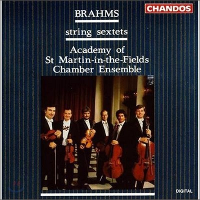 Academy Of St. Martin In The Fields 브람스: 현악 6중주 (Brahms: String Sextets) 성마틴 아카데미 실내악단