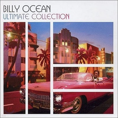 Billy Ocean - Ultimate Collection (Disc Box Sliders Series Vol.2)
