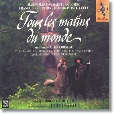 Jordi Savall 세상의 모든 아침 OST (Tous Les Matins Du Monde)