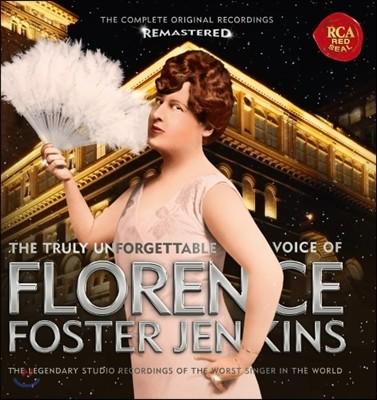 잊을 수 없는 목소리 - 플로렌스 포스터 젠킨스 (The Truly Unforgettable Voice of Florence Foster Jenkins) [2016 리마스터반]