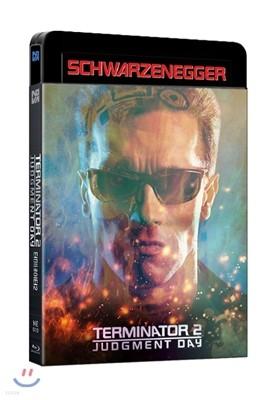 터미네이터2 (렌티슬립 스틸북 한정판) : 블루레이