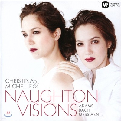Christina & Michelle Naughton 크리스티나 & 미셀 노턴 피아노 이중주 - 메시앙: 아멘의 환상 / 존 아담스: 할렐루야 정션 (Visions)