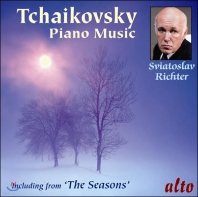 Sviatoslav Richter 차이코프스키: 피아노 작품집 '사계', 로망스, 슬픈 노래 (Tchaikovsky: Piano Music - The Seasons Op.37, Romance Op.5, Chanson Triste Op.40/2) 스비아토슬라브 리히터